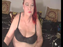 Lucille4you on live